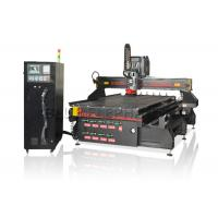 China Taiwan SYNTEC (6MB) control system , automatic tool changer machine router cnc , mdf carving atc cnc machine on sale