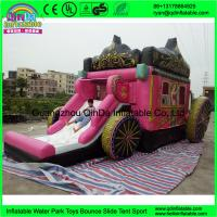 Module commercial inflatable bouncer with prices,inflatable bouncy castle with pool,inflatable jumping castle Manufactures