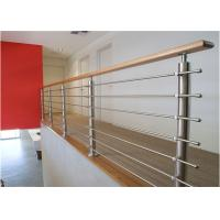 Home Prima Stainless Steel Railing No Welding Installation , Anti Corrosion Manufactures