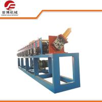 Automatic Metal Stud And Track Roll Forming Machine With 250 MPA Color Plate Manufactures