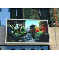 Weather Proof Led Pixel Display DOOH Big Outdoor Advertising Screen Antirust Manufactures