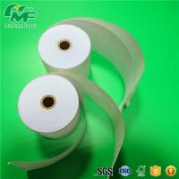 High Tensile Strength NCR Carbonless Paper 100% Wood Pulp Form Roll / Ream Manufactures