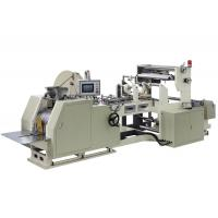 Ounuo 2014 Popular fast food paper bag making machine Manufactures