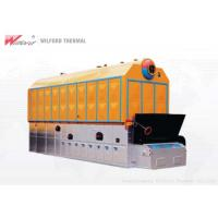 China Power Plant Biomass Steam Boiler Fully Burning Good Convective Heat Transfer Effect on sale