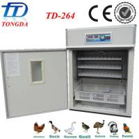 Automatic Egg Incubator for 264 eggs Manufactures