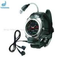 China 1GB MP3 Watch Player on sale