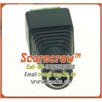 Scarecrow™ DC Plug Male, Removable Manufactures