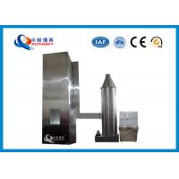 Stainless Steel FRLS Testing Instruments GB/T 18380.31-2008 For Bundled Cables Manufactures