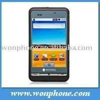 P800 Dual SIM Card Google Android 2.2 GPS Wifi mobile phone Manufactures