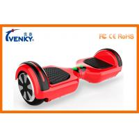 Portable Dual Wheel Self Balancing Board With Bluetooth Remote Control Manufactures