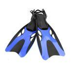Adjustable Scuba Diving Fins Ergonomic Design S / M / L / XL Size Available Manufactures