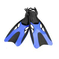Adjustable Scuba Diving Fins Ergonomic Design S / M / L / XL Size Available Manufactures