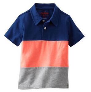 China short polo shirt ,boy shirt, jersey cotton ,3-10T on sale