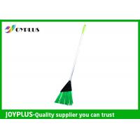 Outdoor Garden Cleaning Tools Soft Bristle Broom 59 - 60cm OEM / ODM Available Manufactures