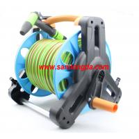 China High quality Garden hose reel, hose Reels Cart,garden watering carts with spray gun. on sale