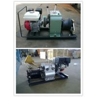 Asia Cable pulling winch, CABLE LAYING MACHINES,Cable bollard winch Manufactures
