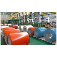 1,3,5 Series Color Coated Aluminium Coil 1-7 Mm Thickness ISO Certificated Manufactures