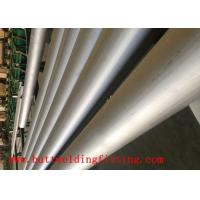 304 316 Stainless Steel Welded Tube for Furniture ASTM A249 / 269 , 0.6mm-3mm Wall Manufactures
