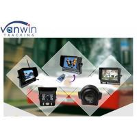 1080P AHD  Car TFT LCD Monitor , High Definition lcd car monitor for AUTO Camera System Manufactures
