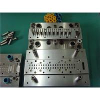 Tooling Mould Sheet Metal Hole Punch Die Precision Rectangle Tungsten Carbide Manufactures