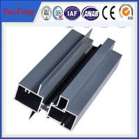 Hot! aluminum extrusion profile door/ manufacture aluminium profile for glass Manufactures