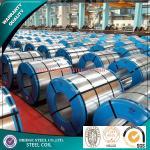 Q195 - Q235 Hot Dipped Galvanized Steel Coil Sgcc Zinc Coating ASTM A53 Manufactures