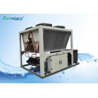 5C R22 Screw Type Industrial Cooling Systems Chillers With Heat Recovery Manufactures