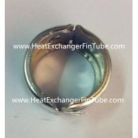 Aluminum Circular Tube Supports For Cooling Embedded Fin Tube Manufactures