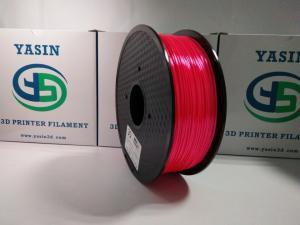 China New plastic filament 500g 1kg spool 3d printing 1.75 PLA silk filament for 3d printer on sale