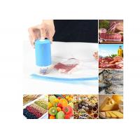 Buy cheap BPA Free Food Mini Vacuum Sealer Sous Vide Bags Automated With Flat Suction from wholesalers
