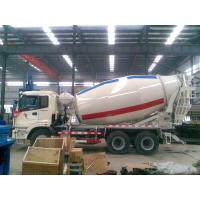 8m3/10m3 HINO concrete truck mixer, concrete transit mixer for sale Manufactures