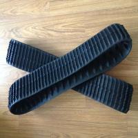 China Rubber Track Roller for Lawn Mower,Robot,Mini Machine on sale