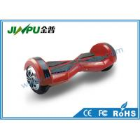China Red Smart Electric Self Balancing Scooter Two Wheels 10 Inch Skateboard 700W Motor Power on sale