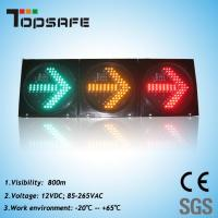 """200mm (8"""") Traffic Light with 3 Arrows (TP-FX200-3-203) Manufactures"""