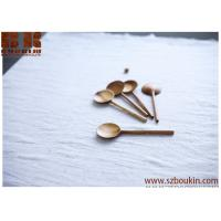 carved apricot wooden spoon Wood spoon Handcarved utensils chinese spoon for cooking Gift for chef Manufactures