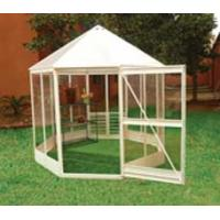 anodized aluminum greenhouse with one lockable door Manufactures