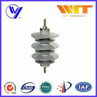 15KV Composite Lightning Surge Arrester Used for Power Transformer Protection Manufactures