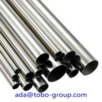 Quality S31803 / S31500 / S32750 ETC Super Duplex Stainless Steel Pipe 2.5mm - 50mm for sale