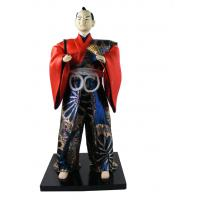 Quality 12'' Samurai Doll for sale