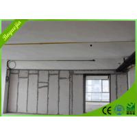 Quality Lightweight Anti-Earthquake EPS cement Wall Panel Construction Grey Color for sale