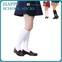 Guangzhou Socks Manufacturer Custom Student Socks,Cotton School Socks Manufactures