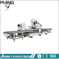 Automatic loading and unloading ATC cnc router machine for woodworking Manufactures