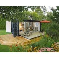 prefab shipping container house easily installed and transported container home Manufactures