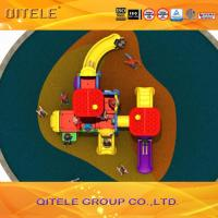 Quality Educational Play Park Equipment For Kids , Playground Sports Equipment Outdoor for sale