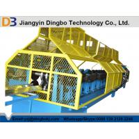 China Automated Steel Profile Roll Forming Machine , Sheet Metal Forming Equipment on sale