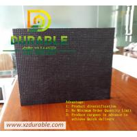 China Hot sale  solid construction materials price 18mm  shuttering film faced plywood  one side anti-slip for sale on sale