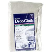 China Damp - Proof Colored Canvas Drop Cloths / Cotton Drop Cloth For Sofa Cover on sale