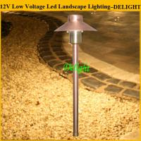 China Low voltage landscape lighting for outdoor garden decorative led path light on sale