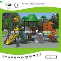 Environment-Friendly Jungle Series Outdoor Playground Equipment Manufactures