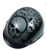 Skull Motorcycle Helmets Manufactures